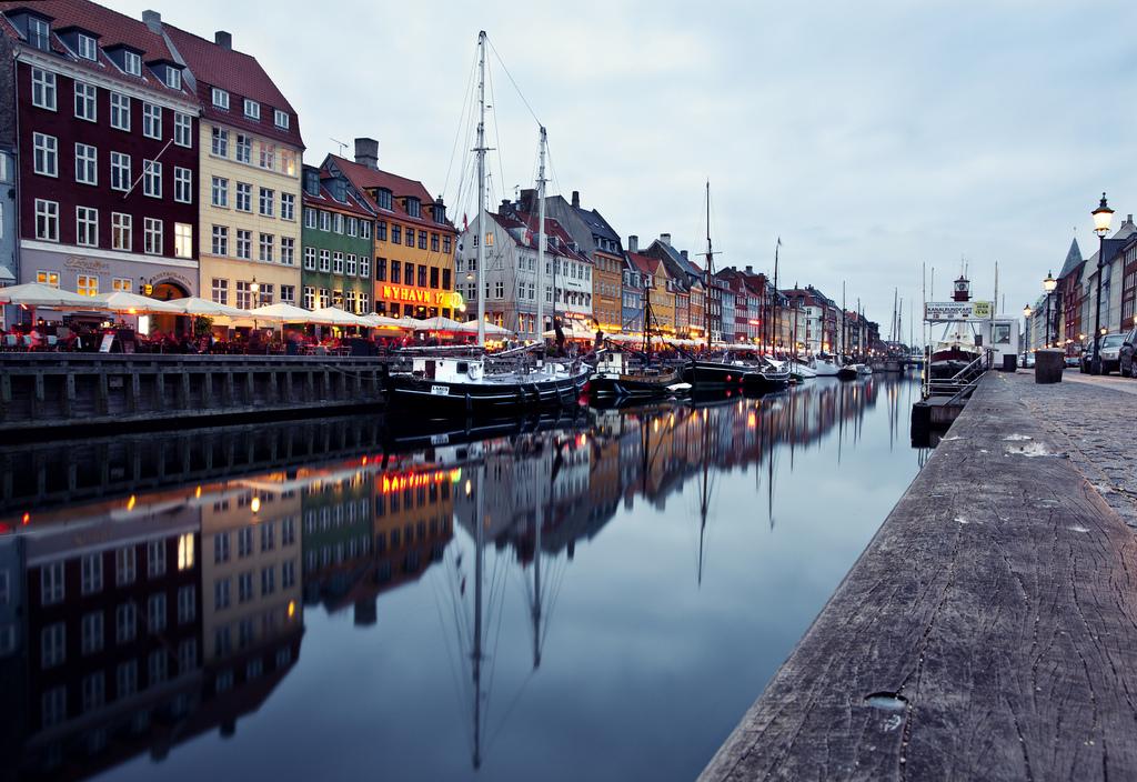 哥本哈根-新港