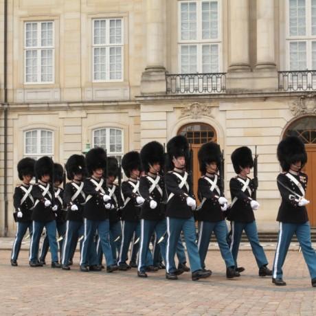 阿美琳堡 (Amalienborg)5