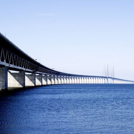 厄勒海峡大桥  Oresund Bridge2