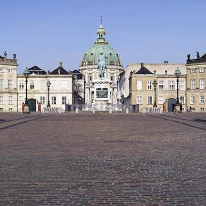阿美琳堡 (Amalienborg)1