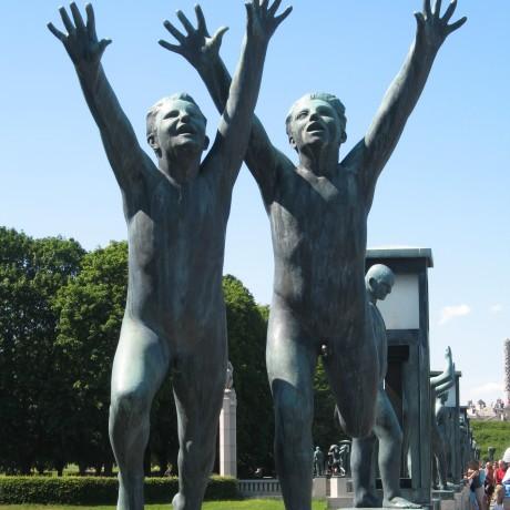 Vigeland-Park-Oslo