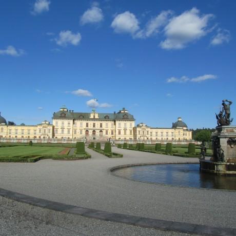 皇后岛宫 Drottningholm Palace6