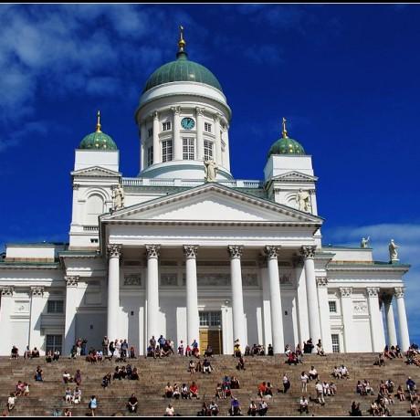 赫尔辛基大教堂4