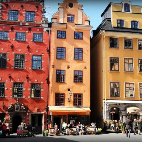 斯德哥尔摩老城 Gamla Stan2