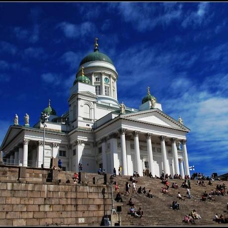赫尔辛基大教堂3