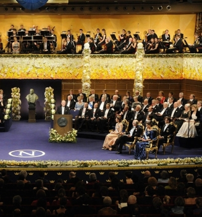 诺贝尔奖——授予伟大的思想