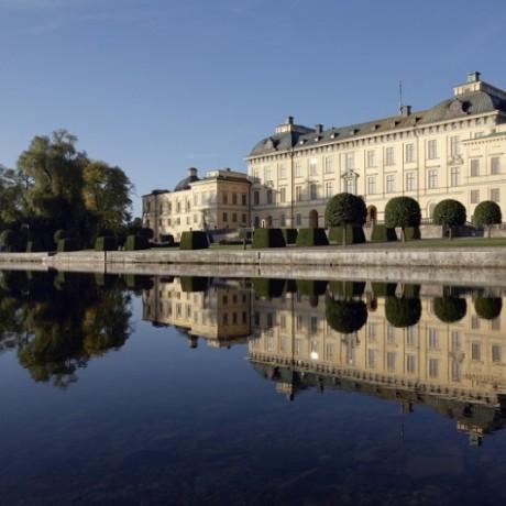 皇后岛宫 Drottningholm Palace4