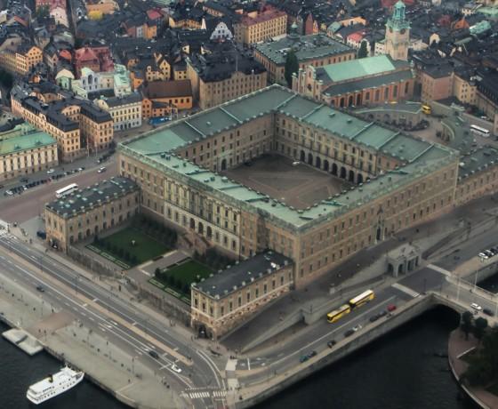 斯德哥尔摩王宫 Kungliga Slottet