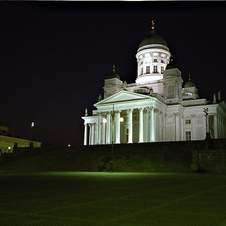 赫尔辛基大教堂1