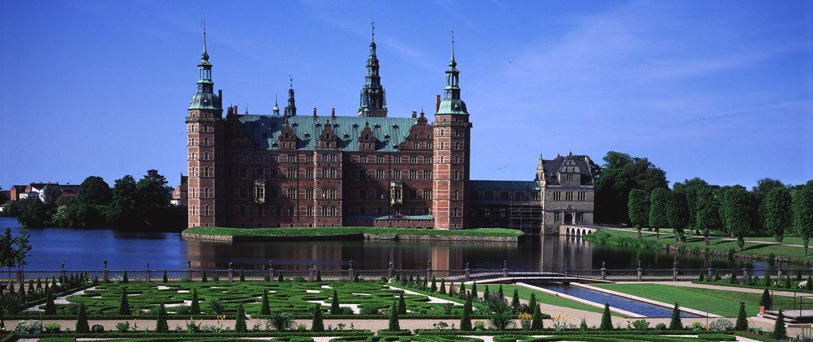 腓特烈古堡Frederiksborg Castle, Hilleroed