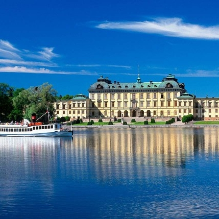 皇后岛宫 Drottningholm Palace5