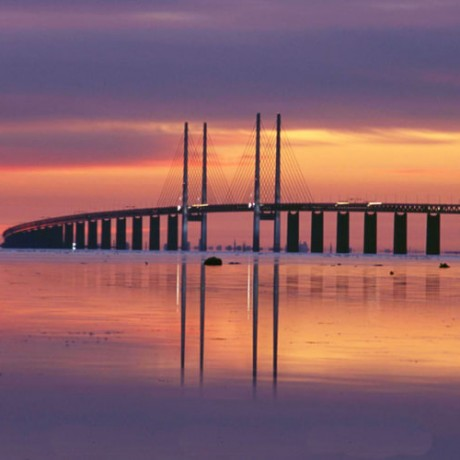 厄勒海峡大桥  Oresund Bridge1