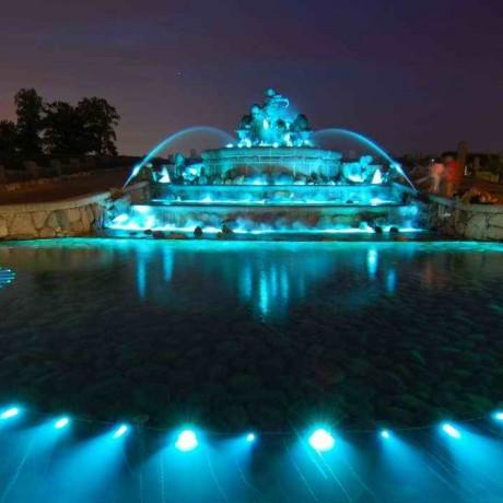 吉菲昂喷泉 Gefion springvandet