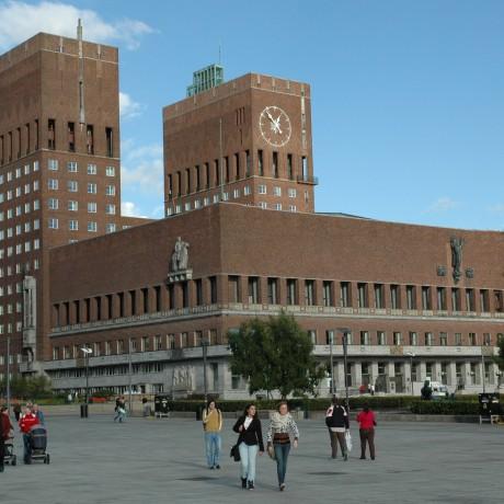 奥斯陆市政厅6