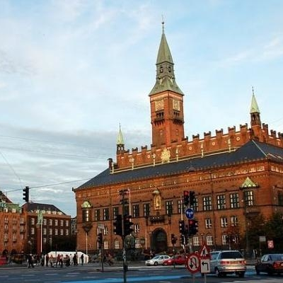 哥本哈根市政厅广场4