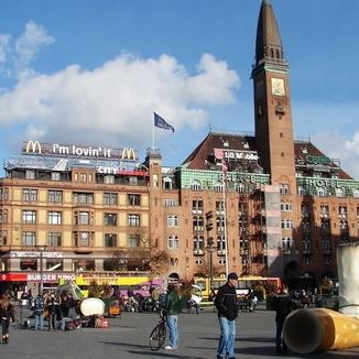 哥本哈根市政厅广场5