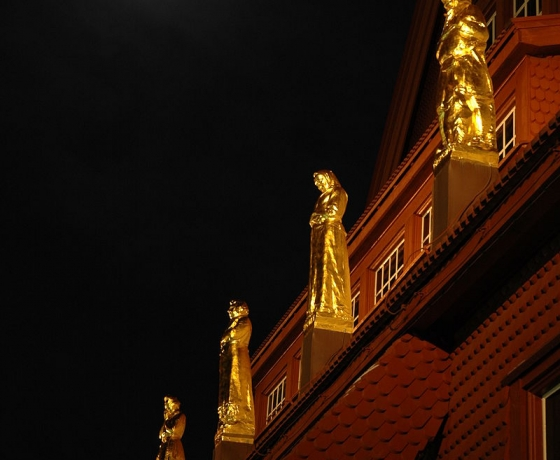 基律纳大教堂Kiruna kyrka (2)