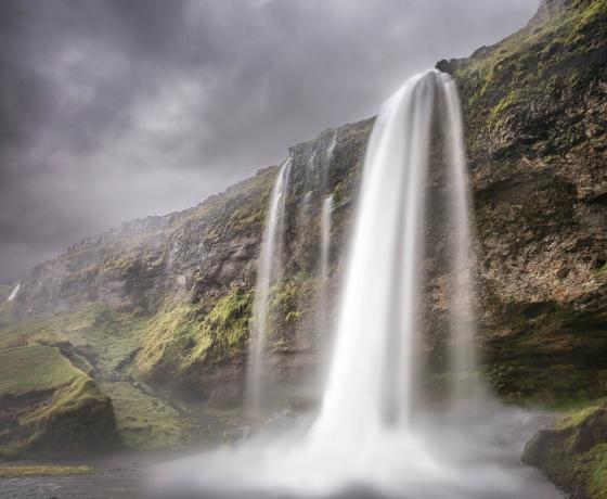 塞里雅兰瀑布 Seljalandsfoss (7)
