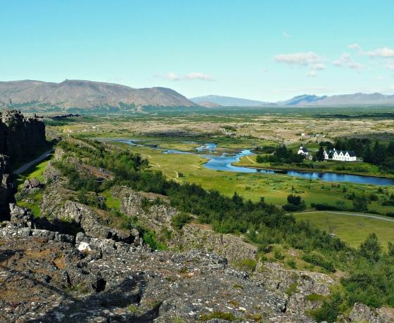 辛格韦德利国家公园 Þingvellir National Park (5)