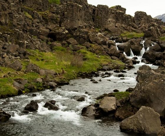 辛格韦德利国家公园 Þingvellir National Park (1)