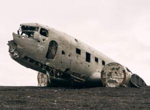 飞机残骸 (2)