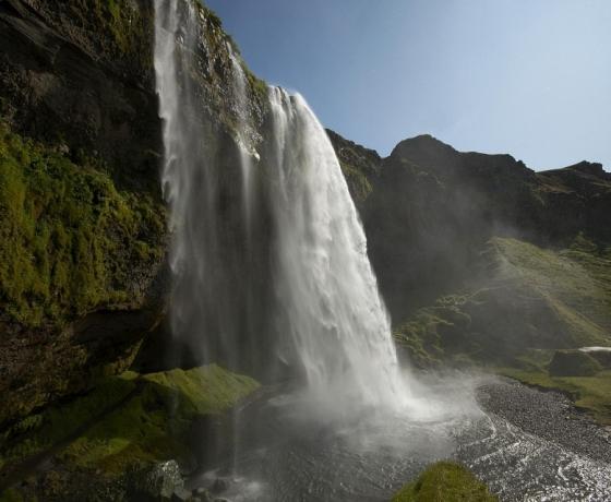 塞里雅兰瀑布 Seljalandsfoss (6)