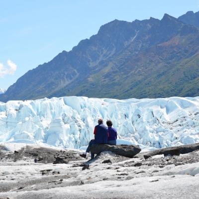 Glacier-Walk