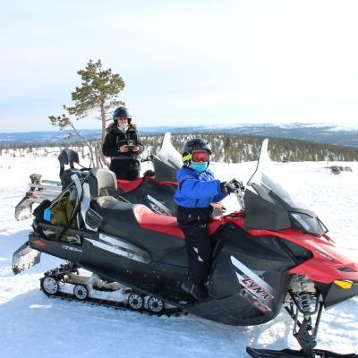 挪威雪地摩托车www.nordicvs (2)